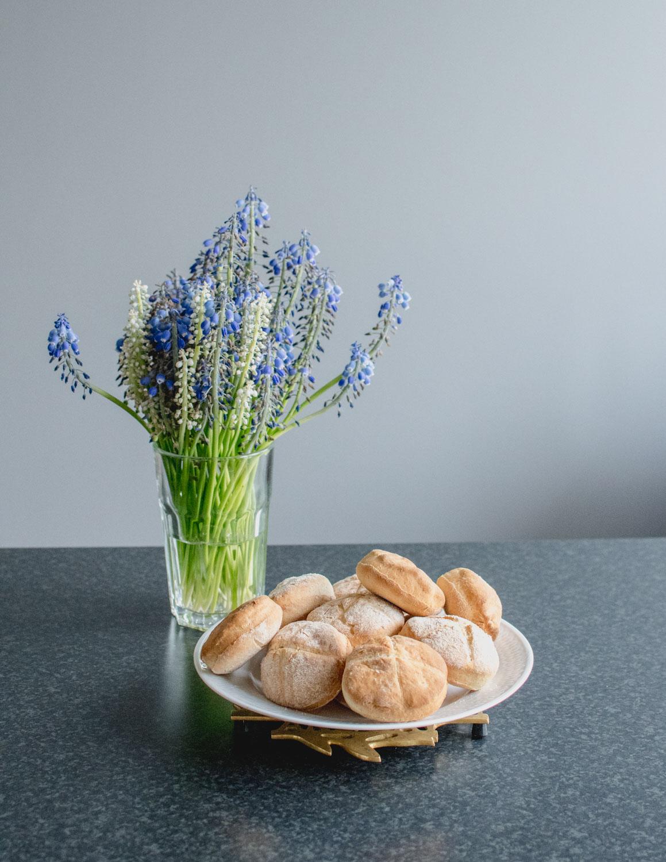 Recept: scones